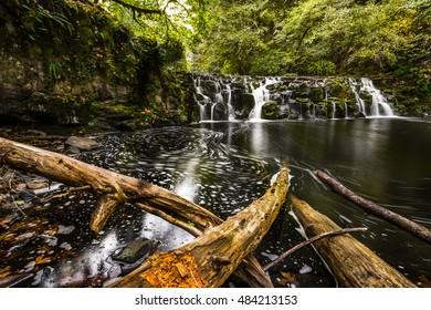 Upper Beaver Creek Falls Oregon