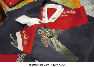 upper garment of Korean traditional clothes