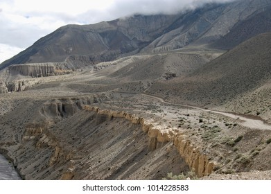 Upper Mustang Nepal trekking experience, natural habitat, old kingdom cultural and natural heritage