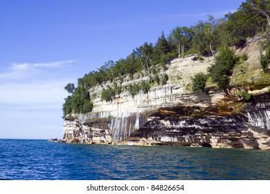 Upper Peninsula (Pictured Rocks) - Michigan, USA