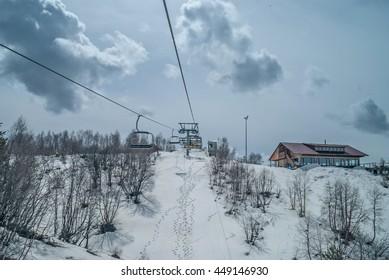 Upper Svaneti, Georgia, Europe