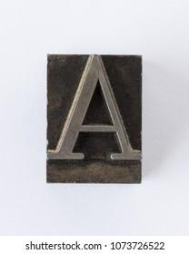 Uppercase Typeface A