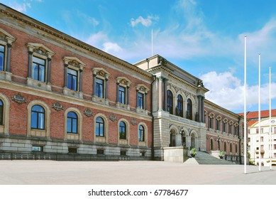 Uppsala University, the oldest and one of the largest in Sweden. Founded in the 15 century