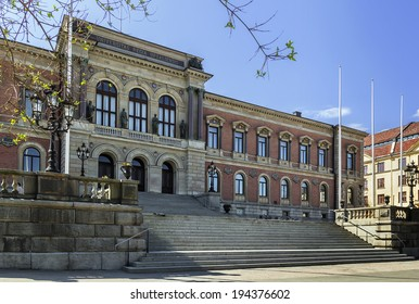 Uppsala University is a research university in Uppsala, Sweden, and is the oldest university in Sweden, founded in 1477