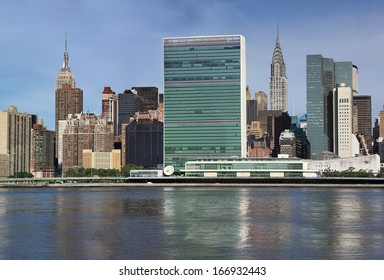 uptown new york city united nations complex