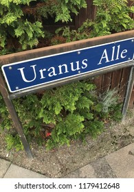 Uranus Allé in Copenhagen