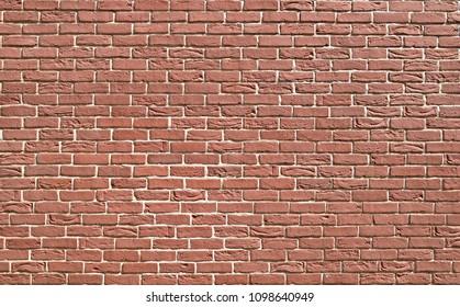 Urban brick wall