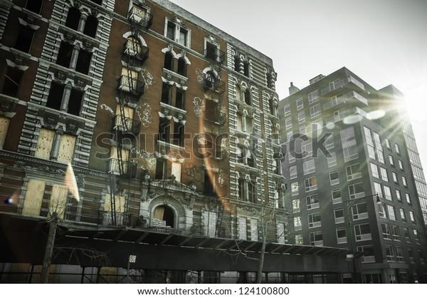Urban Buildings