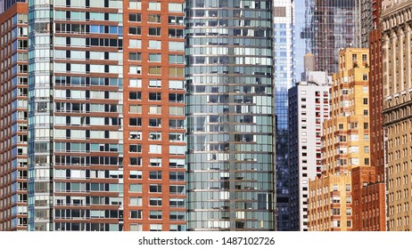 Urban Buldings in New York
