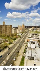 Urban Ghetto Skyline