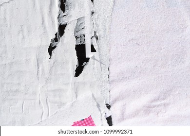 urban grunge abstract poster texture, use as paper craft art layer template