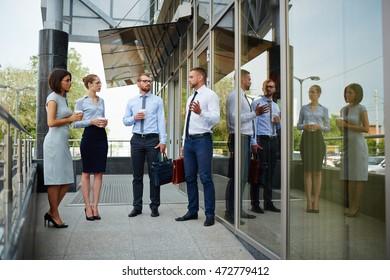 Urban meeting
