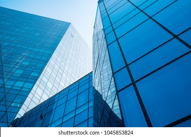 Urban modern architecture