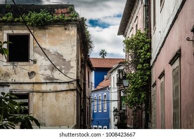 Urban natural colors
