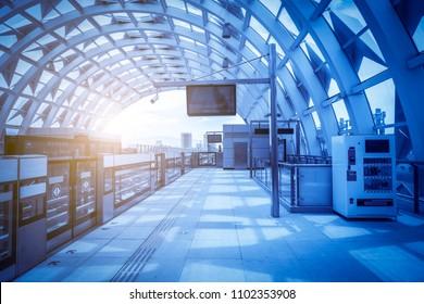 Urban rail transit light rail train