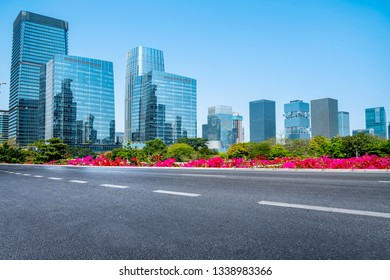 Urban Road, Highway and Construction Skyline