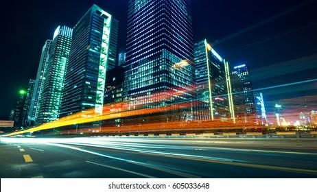 Urban Roads in the city