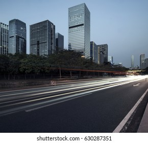 Urban Roads in the city