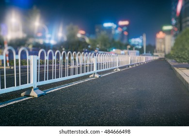urban traffic road with cityscape in Beijing,China.