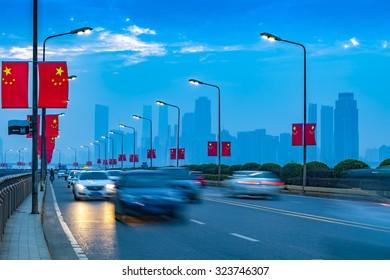 Urban Transport and haze