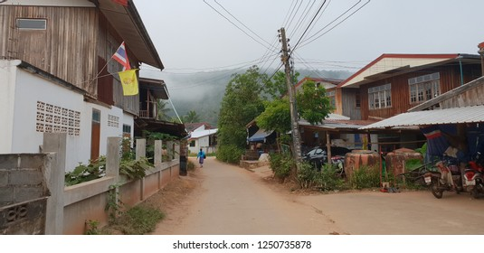 "urban village ""nadi"" in amphoe Dan Sai, Leoi Province, Thailand"
