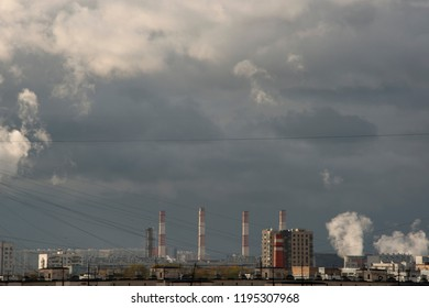 URBANISTIC LANDSCAPE in Moscow