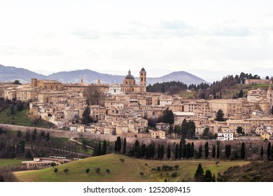 Urbino one of the most important centers of the Italian Renaissance