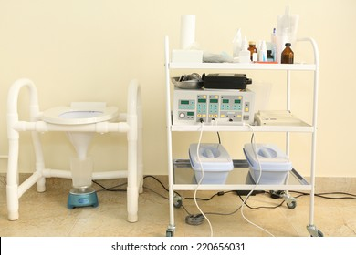 urologist medical cabinet