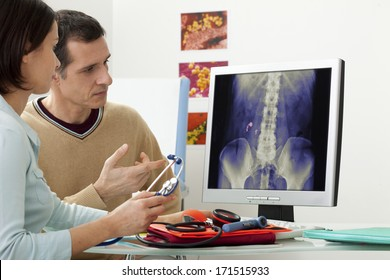 Urology Consultation Man