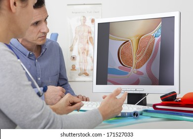 Urology Consultation Man