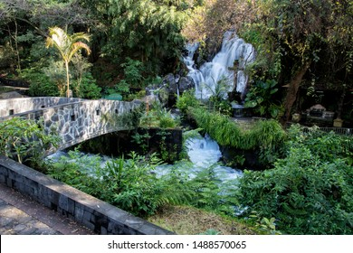 Uruapan is the second largest city in the Mexican state of Michoacán. It is located at the western edge of the Purépecha highlands, just to the east of the Tierra Caliente Region.