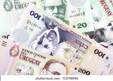 Uruguayan Pesos, a background