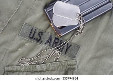 US Army in Vietnam - Vietnam war period concept background