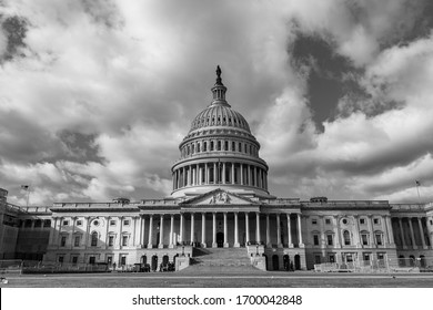 US Capital Black and White photos