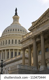 U.S. Capital Building in Washington D.C.