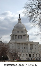 US Capital Building in Washington DC