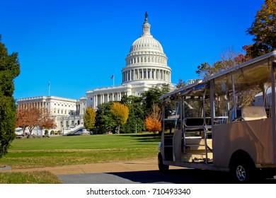 US Capital Building, Washington, DC.