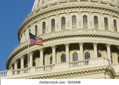U.S. Capitol Washington D.C. series 08