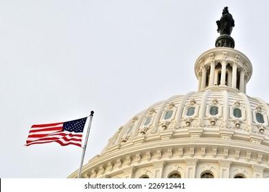U.S. Capitol (Washington DC, USA)