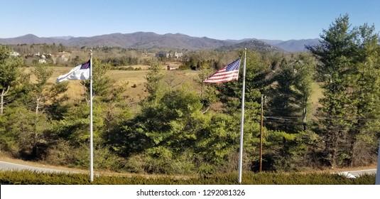 US Christian Flag Weaverville,NC