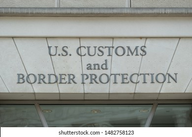 US Customs and Border Protection in Washington DC