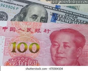 Yuan Dollar Images Stock Photos Vectors Shutterstock