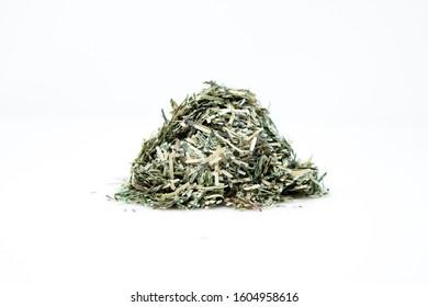 US Dollar Bills shredded into a pile.