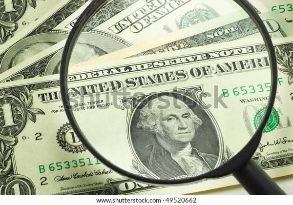 US dollars brighten under magnifying glass scrutiny