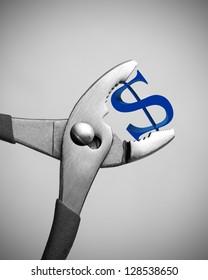 US economic crisis - Dollar getting crushed