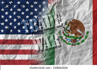 US and Mexico trade war