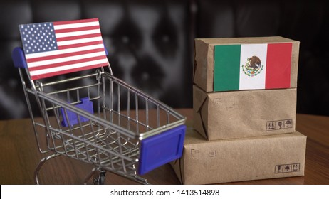 US - Mexico trade war. American Tariff on all Mexican imports