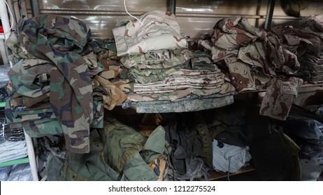 US Military Uniforms