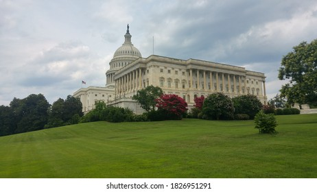 The U.S. National Capitol in Washington, D.C.