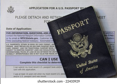 U.S. Passport and application